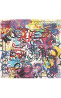 McQ by Alexander McQueen Graffiti Print Scarf - Lyst