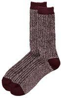Old Navy Color-block Socks - Lyst