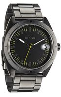 Nixon The Rover Sterling Silver Ii Watch - Lyst