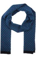 Marc By Marc Jacobs Oblong Scarf - Lyst