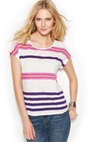 Vince Camuto Tee - Lyst