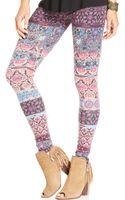 American Rag Printed Leggings - Lyst
