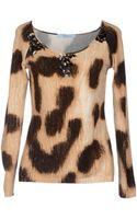 Blumarine Sweater - Lyst