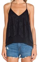 Lovers + Friends Poppy Lace Cami - Lyst