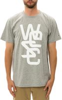 Wesc The Overlay Tee - Lyst