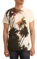 Denim & Supply Ralph Lauren Palm Tree White Tshirt - Lyst