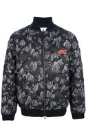 Adidas Originals x Opening Ceremony Printed Quilted Jacket - Lyst