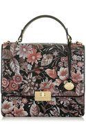 Brahmin Cecilia Leather Shoulder Bag - Lyst