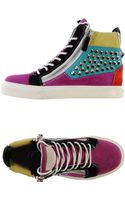 Giuseppe Zanotti High-tops  Trainers - Lyst