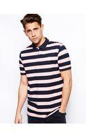 Jack Wills Aldgrove Stripe Polo Shirt - Lyst