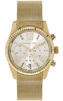 Michael Kors Lexington 37mm Watch - Lyst