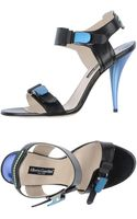 Alberto Guardiani Highheeled Sandals - Lyst