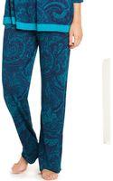 Ellen Tracy Autumn Pajama Pants - Lyst
