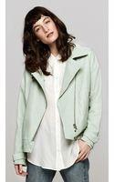 J Brand Durham Leather Jacket - Lyst