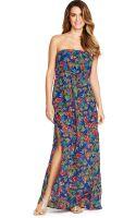 Freya Acapulco Bandeau Maxi Dress - Lyst