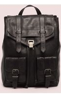 Proenza Schouler Ps1 Backpack Leather - Lyst