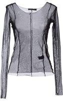 Peachoo + Krejberg Long Sleeve Sweater - Lyst