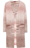 Missoni Reversible Cardigan - Lyst