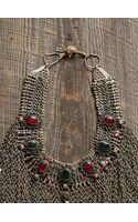 Free People Vintage Chain Neckpiece - Lyst
