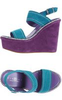 Fiorina Wedge - Lyst
