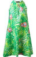 Jo No Fui Printed Shift Dress - Lyst