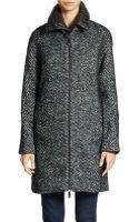 Laundry By Shelli Segal Down Puffer Coat - Lyst