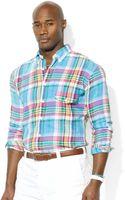 Polo Ralph Lauren Long Sleeve Plaid Shirt - Lyst
