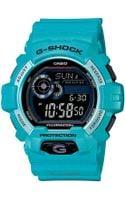 G-shock Baby G Mens Teal Glide Watch - Lyst