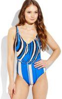Gottex Maasai One-piece Swimsuit - Lyst