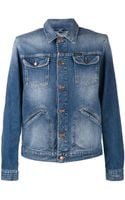 Michael Bastian Denim Jacket - Lyst