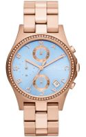 Marc By Marc Jacobs Womens Chronograph Henry Rose Goldtone Stainless Steel Bracelet Watch 37mm - Lyst