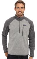 Patagonia Better Sweater 14 Zip - Lyst