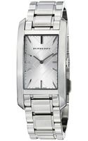 Burberry Womens Heritage Silver Dial Stainless Steel - Lyst