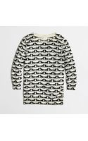 J.Crew Factory Charley Sweater in Horses - Lyst