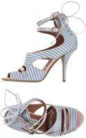 Tabitha Simmons Sandals - Lyst