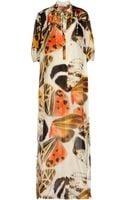 Blumarine Long Dress - Lyst