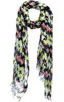 Pepe Jeans Scarf Perline Scarf - Lyst