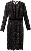 Erdem Cherise Longsleeved Lace Dress - Lyst