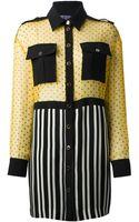 Emanuel Ungaro Shirt Dress - Lyst