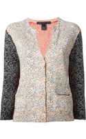 Marc By Marc Jacobs Colour Block Cardigan - Lyst