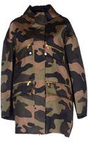 Michael Kors Midlength Jacket - Lyst