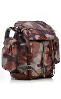 Ralph Lauren Polo Camo Nylon Backpack - Lyst