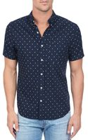 Ag Adriano Goldschmied The Aviator Ss Shirt - Lyst