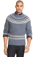 Tommy Hilfiger Mountaineer Fair Isle Sweater - Lyst