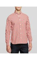 Lacoste Gingham Woven Sport Shirt  Regular Fit - Lyst