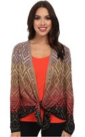 Nic+zoe Coral Pop 4-way Cardy - Lyst
