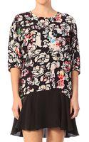 Tara Jarmon Pencil Dress - Lyst