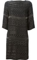 Jenny Packham Sequin Dress - Lyst