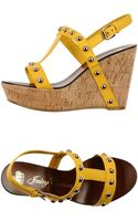 Juicy Couture Sandals - Lyst
