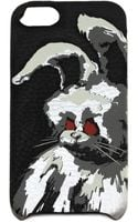 McQ by Alexander McQueen Angry Bunny Phone Case - Lyst
